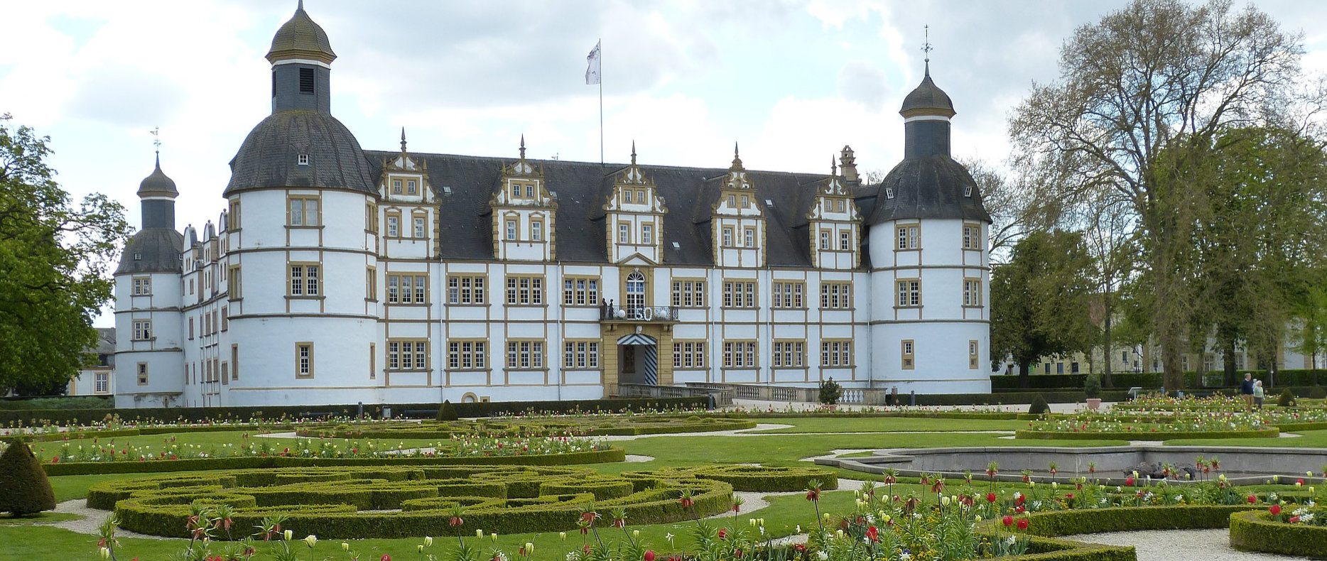 Ausflugsziele Paderborn Schloss Neuhaus Bad Lippspringe Salzkotten Wewelsburg