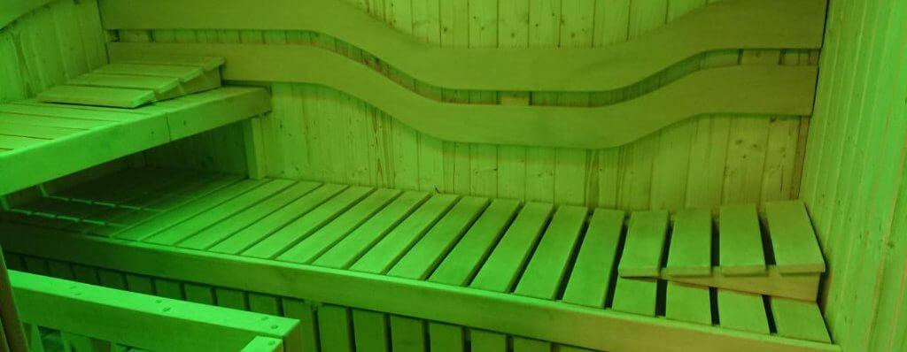 Ferienhaus mit Sauna für 4 Personen in Delbrück (2)