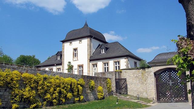 Kloster Dalheim bei Lichtenau